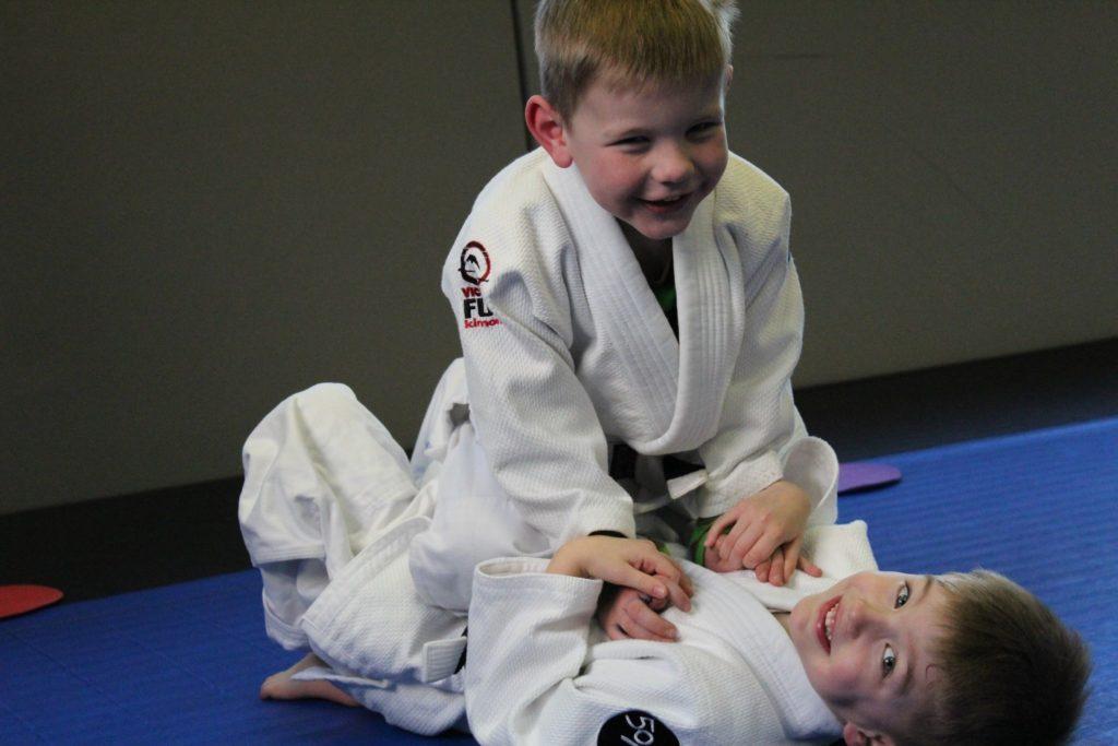 Kids Jiu Jitsu Picture